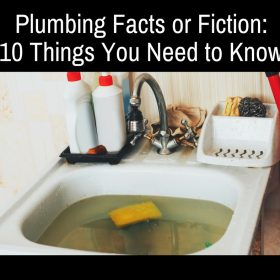 plumbing facts