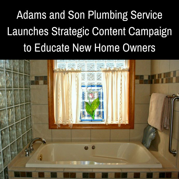new homeowners strategic content campaign