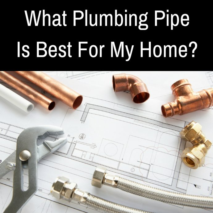 Best Plumbing Pipes for Hope