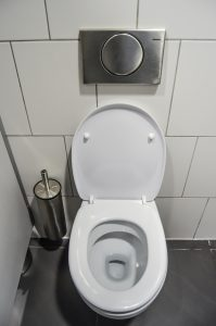 toilet clogged, Adams and Sons Plumbing