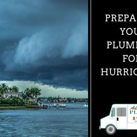 A Hurricane comes to the coast of Central Florida
