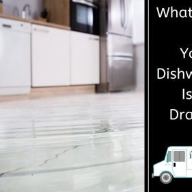 Dishwasher not Drain