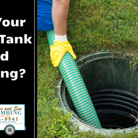 Does Your Septic Tank Need Cleaning?